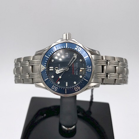 Seamaster 300M Ladies Stainless Steel watch
