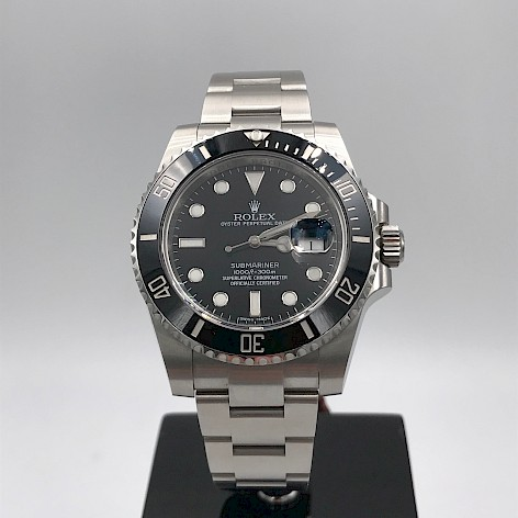Oyster Perpetual Submariner Steel Gents Watch