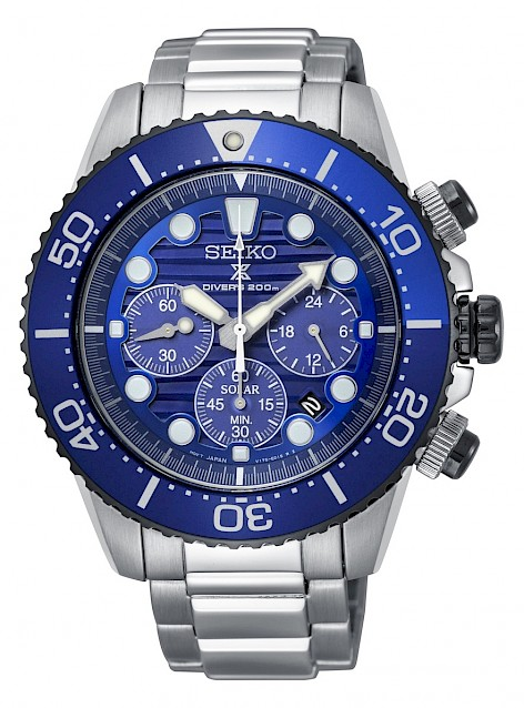 Prospex Save The Ocean Chrono Special Edition