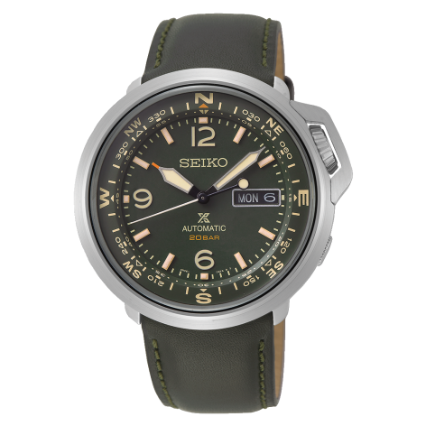 Prospex Automatic Land Series Green